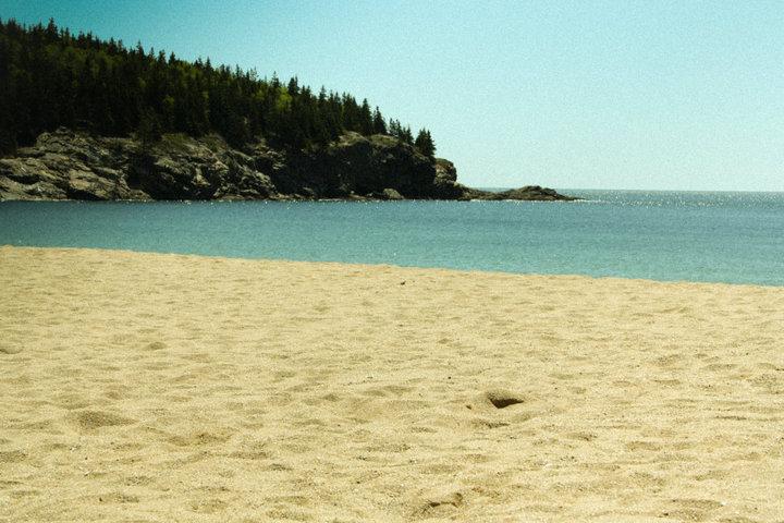 sand-beach-acadia