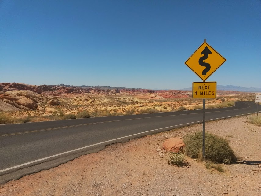valleyoffire-route